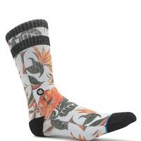 Stance Kahuku Crew Socks - Mens Socks - Floral - One