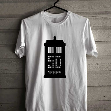 Doctor Who 50th Anniversary 232 Shirt For Man And Woman / Tshirt / Custom Shirt