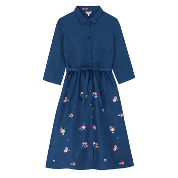 Busby Bunch Clean Line Shirt Dress | Dresses | CathKidston