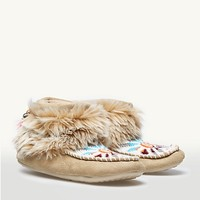 Suede Moccasin Slippers | Slippers | rue21
