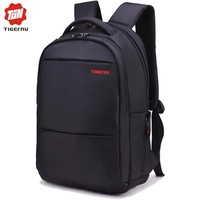 2017 Tigernu Brand Waterproof Men Backpack Business Computer Backpack Bag Women Backpack Men's Laptop Bag Backpack 15.6