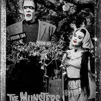 The Munsters Poison Oak & Poison Ivy Shirt ALL SIZES