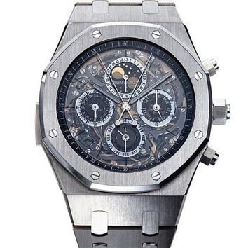 Audemars Piguet Royal Oak Grande Complication Automatic Titanium Men\'s Watch