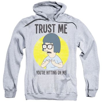 Bobs Burgers - Trust Me Adult Pull Over Hoodie
