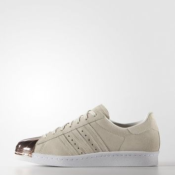 adidas Superstar 80s Metal-Toe Shoes - White | adidas US