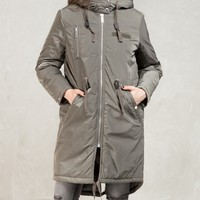 Cheap Monday Green Search Parka | HBX.