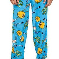 Adventure Time Bananas Plush Lounge Pants - 171381