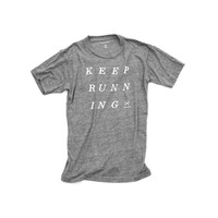 Outdoor Voices — Keep Running Basic Tee