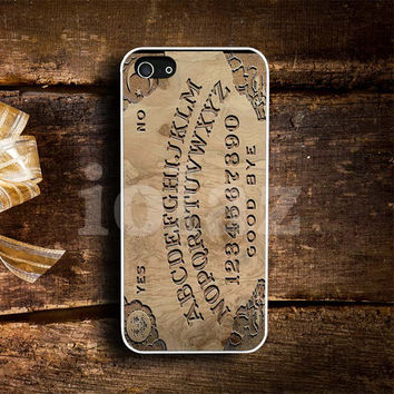 Ouija Board Wood Pattern Design mobile Phone case