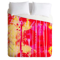 Sophia Buddenhagen The Spectrum Duvet Cover