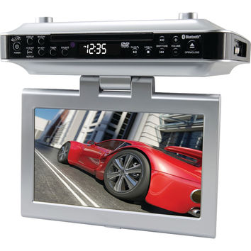 Ilive Under-cabinet Bluetooth Dvd And Cd Player