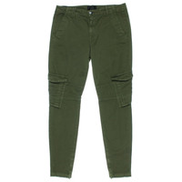 Vince Womens Military Skinny Cargo Pants
