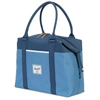 Strand Duffle Bag in Captain Blue and Navy by Herschel Supply Co.