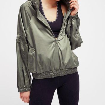 Free People Movement Collection Elle Jacket