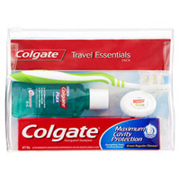 Buy Colgate Travel Essentials Pack 1.0 ea Online | Priceline