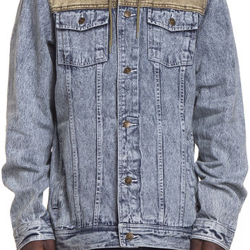 SHOP THE HUNDREDS | The Hundreds: Warner denim jacket