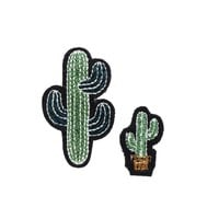 Cactus Patch Pin Set
