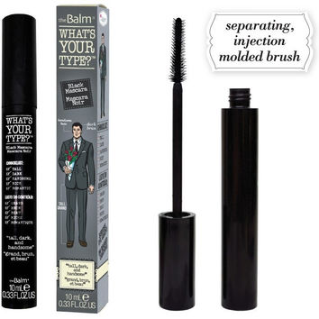 theBalm Cosmetics What's Your Type? Tall, Dark & Handsome Mascara