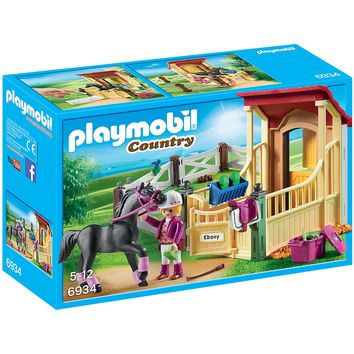 Playmobil 6934 Horse Stable with Araber