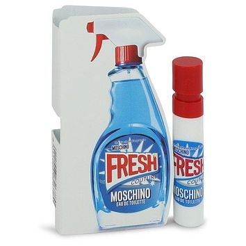 Moschino Fresh Couture by Moschino Vial (sample) .03 oz  for Women
