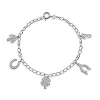 Bling Jewelry Get Lucky Bracelet