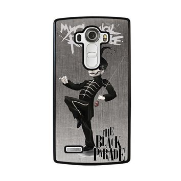 my chemical romance black parade lg g4 case cover  number 1