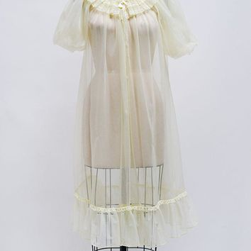 Canary Song Robe
