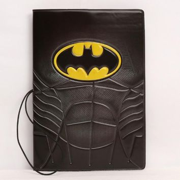 Batman Dark Knight gift Christmas 2016 Fashion PU&PVC passport Cover , ID Credit Card Cover business Card -ID Holders for travel -Super Hero Batman AT_71_6