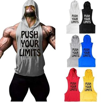 Clothing Fitness Tank Top Men Stringer Golds Bodybuilding Muscle Shirt Workout Vest Gyms Undershirt Plus Size