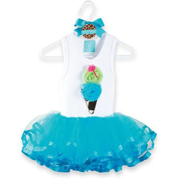 Giraffe Tutu Dress (12-18M)