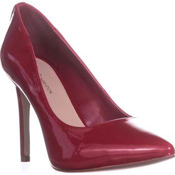 BCBGeneration Heidi Classic Stiletto Pumps, Scarlet, 9 US / 39 EU
