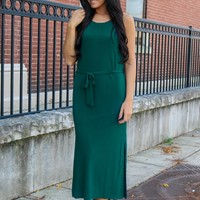 Leave You Lonely Midi Dress