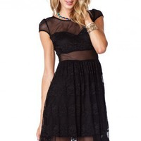 Carino Lace Dress - ShopSosie.com