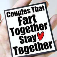 Valentine Cards. Funny Card for Couples. Fart Card. Funny Valentines Day Card for Him.