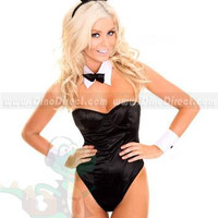 Halloween Sexy Hot Club Bunny Rabbit Costume Cosplay - Default
