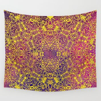 Magic 29 Wall Tapestry by jbjart