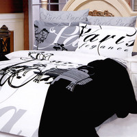 Le Vele Ellysee 6 Piece Full / Queen Duvet Cover Set