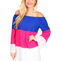 Like You Mean It Colorblock Dress | Monday Dress Boutique