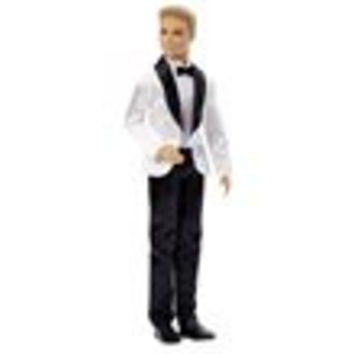 Barbie Ken Groom Doll