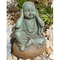 Hear No Evil Baby Buddha
