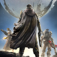 Destiny Video Game Poster