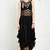 Free People French Court Lace Maxi Dress - Urban Outfitters