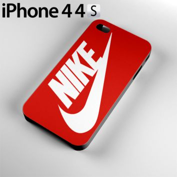 Nike Just Do IT Case For iPhone 4 / 4S, 5C, 5 / 5S NJ9