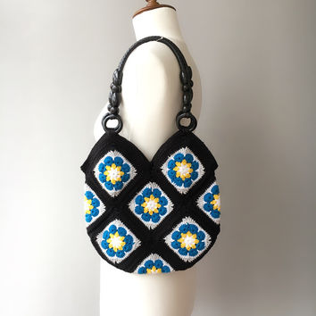 Crochet Bag, gift for her