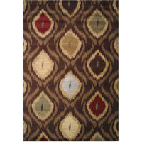 LA Rugs Inspiration Collection Area Rug