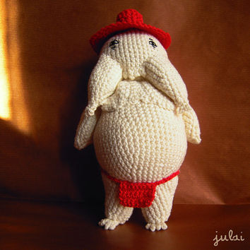STUDIO GHIBLI: Spirit of radish from Spirited Away