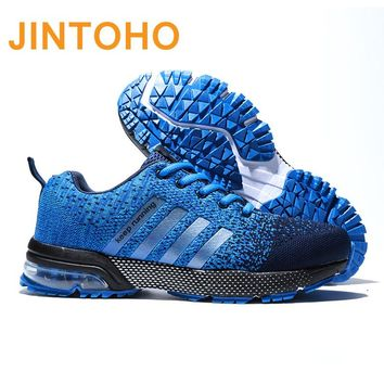 Hot running shoes for men 2017 Super Shoes Brand Designer Masculino sneakers Air walking Men's outdoor Shoes Krasovki size 36-45