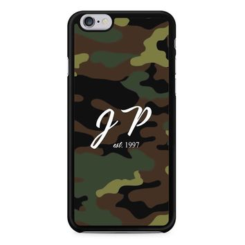 Jake Paul Camo 2 iPhone 6 / 6S Case