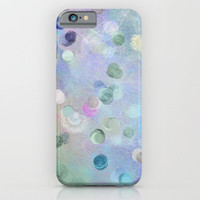 Watercolor Abstract Geometric Pattern iPhone & iPod Case by Smyrna