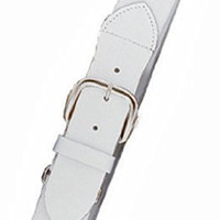 Champion Sports Youth Baseball/Softball Uniform Belt, White